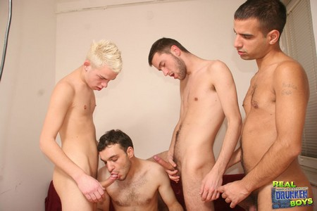 Real Drunk Boys