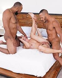 Bar Addison, Dillon Diaz & Ray Diesel