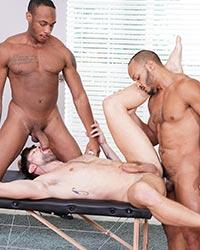 Drew Dixon, Dillon Diaz & Trent King