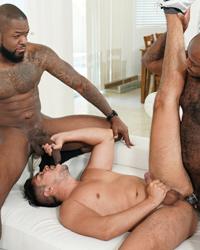 Adrian Suarez, Micah Martinez & Mr Cali